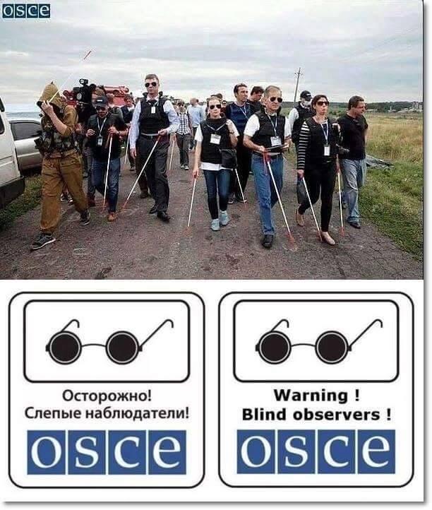 ОБСЕ уже выполнила свои функции в Счастье и Широкино, теперь время для сторон выполнить свою часть договоренностей, - Хуг - Цензор.НЕТ 6381