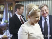 Тимошенко в июне тайно съездила в США