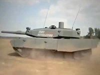 Германия представила танк Revolution