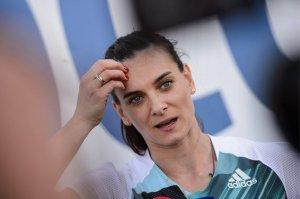 Елена Исинбаева избрана в комиссию спортсменов МОК