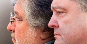 СМИ: Порошенко провёл тайную встречу с Коломойским в Италии