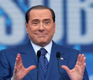 Сильвио Берлускони исполнилось 80