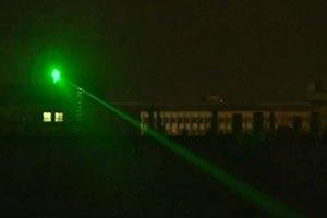 Россия переходит от мирного лазера к военному