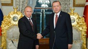 """Договорились по фруктам и """"Турецкому потоку"""" (Россия и Турция договорились по """"Турецкому потоку"""" и обсудили Сирию)"""