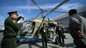 Русский вертолет - лучший друг индийского слона