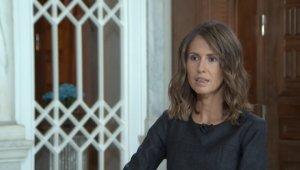 """Супруга Асада представила """"вежливого человека"""""""
