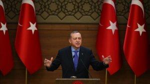 """Путин просил нас содействовать в выводе боевиков """"Фронт ан-Нусры"""" из района Алеппо - Эрдоган"""