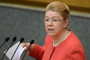 Мизулина предложила запретить правительству отвергать законопроекты