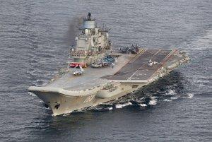 Для чего Путин пускает в ход свой единственный авианосец - Питер Эппс (Peter Apps)