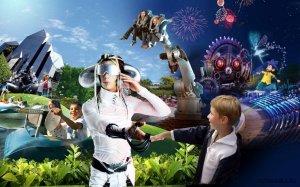 Новый Мир. Развлечения будущего