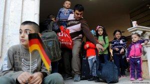 Германия не может избавиться от беженцев