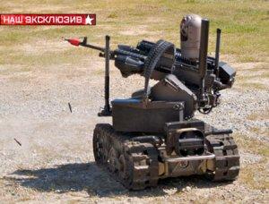 Робот-снайпер к бою готов: новинка российских оружейников