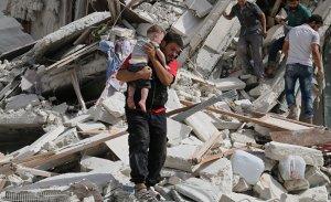 """The Telegraph UK, Великобритания """"Две недели на спасение Сирии"""" (Капитуляция)"""