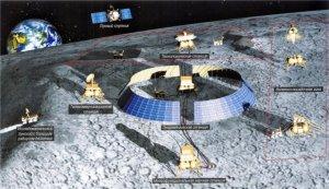 Россия займется изучением космоса с поверхности Луны