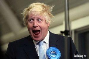 Борис Джонсон - клоун, сумевший объединить ЕС против Британии
