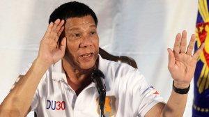 """""""Мы не будем поклоняться США"""": полная версия интервью с президентом Филиппин Дутерте"""