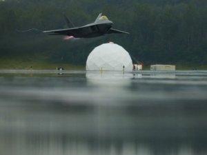 F-22 оказались непригодными для войны в дождь и жару