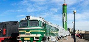 """Немецкие СМИ испугались возвращения российского """"поезда-призрака""""  """"Баргузина"""""""