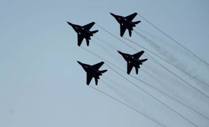 Продажи российского оружия растут, американского - падают