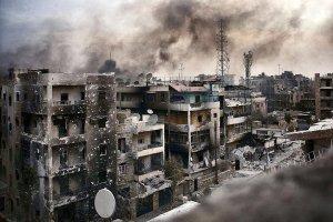 Жизнь и смерть Старого города: первые кадры из освобождённых кварталов Алеппо