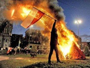 Достали: Польша приравняет украинский национализм к фашизму