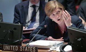 """[""""А на последок я скажу...""""] Представитель США в ООН Саманта Пауэр во вторник выступила с прощальной речью в Атлантическом совете, где и поведала о """"главной угрозе для нашей великой нации"""" - о России"""