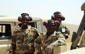 Войска Сенегала вошли на территорию Гамбии