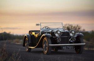 1934 Alvis Speed 20 SB Sports Tourer