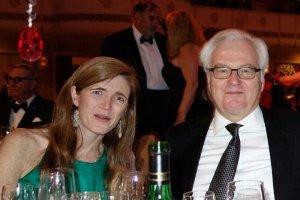 Саманта Пауэр прокомментировала смерть Виталия Чуркина