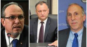 Молдавский президент потребовал от послов США и Румынии воздержаться от нравоучений в его адрес