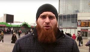"""В Москве появился """"шариатский патруль"""" """"Стоп харам"""", который будет следить за """"соблюдением норм общечеловеческой морали"""", он организован одним из участников проекта """"Стопхам"""""""