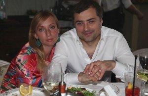 ЦУР: будни и праздники жены Владислава Суркова