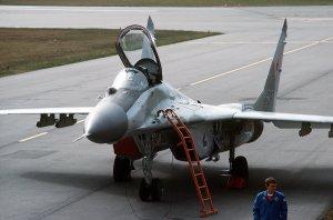 Бойовий Літак Украина хочет построить свой собственный МиГ-29