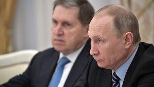 Путин: Россия готова продолжать работу с Украиной в качестве транзитера