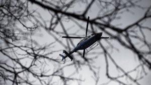 В результате падения вертолета на востоке Турции погибли 12 человек