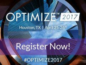 Компания AspenTech проводит международную отраслевую конференцию OPTIMIZE™ 2017