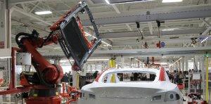 Tesla полностью обесчеловечит производственные линии Model 3