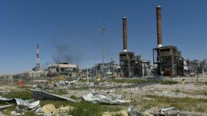 СМИ: сирийская армия освободила газовое месторождение под Пальмирой