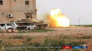 """Кровавый провал: Армия Сирии уничтожила наступающие силы ИГИЛ у """"дороги жизни"""" в Алеппо (18+)"""