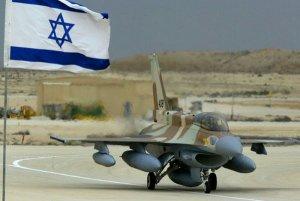 ВВС Израиля нанесли удар по позициям правительственных войск Сирии