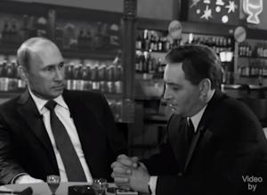 """[""""Над вымыслом слезами обольюсь""""] Би-би-си: Путин позаимствовал свой образ у """"советского Джеймса Бонда"""""""