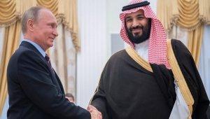 """Россию приглашают в """"арабское НАТО"""". Зачем принц Мухаммед приезжал в Москву?"""