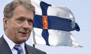 Россия не станет нападать на Эстонию - президент Финляндии