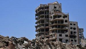 Сирийская армия выбила боевиков из пяти районов пригорода Дамаска