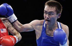 Боксер Егоров принес сборной России первое золото чемпионата Европы в Харькове