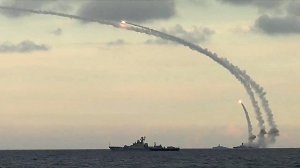 Американские самолеты провели разведку над районом дислокации кораблей ВМФ России в восточном Средиземноморье