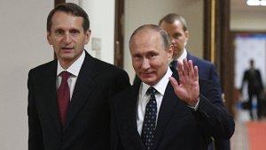 Путин констатировал активизацию работы иностранных спецслужб против РФ и ее союзников