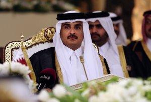 Путин обсудил с эмиром Катара кризис в отношениях Дохи и ряда арабских государств