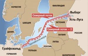 """Гройсман: """"Я считаю, что такой проект (""""Северный поток - 2"""") может быть угрозой"""" (Киев предложил альтернативу """"Северному потоку - 2"""" )"""