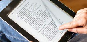Актуальность электронных книг в наши дни